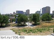 Купить «Город Актау, Казахстан», фото № 936486, снято 16 июня 2009 г. (c) Александр Малышев / Фотобанк Лори