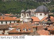 Купить «Церковь Святого Николы в Которе. Черногория», фото № 936898, снято 9 июня 2009 г. (c) Илюхина Наталья / Фотобанк Лори