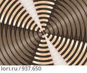 Купить «Абстрактный фон. Пропеллер», иллюстрация № 937650 (c) Илюхина Наталья / Фотобанк Лори