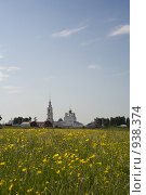 Купить «Свято-Николо-Тихоно-Лухский мужской монастырь  Ивановская  область», фото № 938374, снято 13 июня 2009 г. (c) Igor Lijashkov / Фотобанк Лори