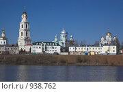 Купить «Дивеево. Панорама монастыря», фото № 938762, снято 2 мая 2009 г. (c) Акимов Александр / Фотобанк Лори