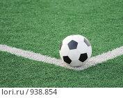 Купить «Футбол. Угловой.», фото № 938854, снято 14 июня 2008 г. (c) Марюнин Юрий / Фотобанк Лори