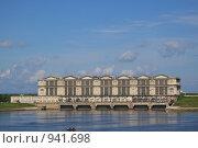 Купить «Рыбинск. ГЭС», фото № 941698, снято 20 июня 2009 г. (c) Дмитрий Земсков / Фотобанк Лори