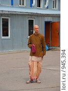 Купить «Кришнаиты. Праздник колесниц», эксклюзивное фото № 945394, снято 6 июня 2009 г. (c) lana1501 / Фотобанк Лори