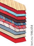 Купить «Мужские галстуки», фото № 946654, снято 24 июня 2009 г. (c) Руслан Кудрин / Фотобанк Лори