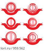 Элементы дизайна. Стоковая иллюстрация, иллюстратор Андрей Беляев / Фотобанк Лори