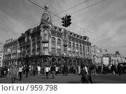 Дом книги (2008 год). Редакционное фото, фотограф Ольга Назарова / Фотобанк Лори