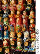 Купить «Матрешки», фото № 960450, снято 10 апреля 2009 г. (c) Синицын Игорь / Фотобанк Лори