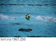 Купить «Игрок сборной команды России выбивает мяч», фото № 967250, снято 12 июня 2009 г. (c) Устинова Мария / Фотобанк Лори