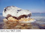 Купить «Соль Мертвого моря», фото № 967334, снято 1 мая 2008 г. (c) Григорьева Любовь / Фотобанк Лори