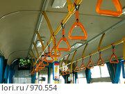 Общественный транспорт. Автобус. Стоковое фото, фотограф Елена Алексеева / Фотобанк Лори
