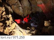 Купить «Ново-афонская пещера. Новый Афон. Абхазия», эксклюзивное фото № 971250, снято 3 июля 2009 г. (c) ФЕДЛОГ / Фотобанк Лори