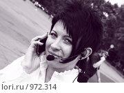 Анна Данилюк (2009 год). Редакционное фото, фотограф Баскаков Андрей / Фотобанк Лори