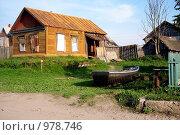 Купить «Домик рыбака», эксклюзивное фото № 978746, снято 25 мая 2005 г. (c) Владимир Макеев / Фотобанк Лори