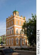 Купить «Исторические места города Мурома. Водонапорная башня», фото № 984874, снято 19 июня 2009 г. (c) Олег Тыщенко / Фотобанк Лори