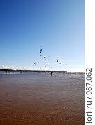 Водный пейзаж. Пляж. (2009 год). Стоковое фото, фотограф Татьяна Князева / Фотобанк Лори