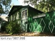 Купить «Старая Русса. Дом-музей Достоевского», фото № 987998, снято 12 июля 2009 г. (c) Корчагина Полина / Фотобанк Лори