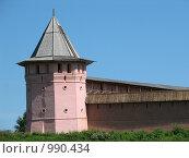 Купить «Спасо-Евфимиев монастырь (Суздаль)», фото № 990434, снято 12 июля 2009 г. (c) Хименков Николай / Фотобанк Лори