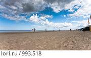 Купить «Пляж в Юрмале», фото № 993518, снято 19 августа 2018 г. (c) Александр Трушкин / Фотобанк Лори