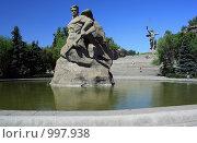 Купить «Воин-освободитель», фото № 997938, снято 9 июля 2009 г. (c) Михаил Ерченко / Фотобанк Лори