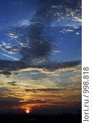 Небесный скат. Стоковое фото, фотограф Акимов Евгений / Фотобанк Лори