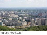 Купить «Городской пейзаж. Уфа.», фото № 999926, снято 27 июля 2009 г. (c) Эдуард Магданов / Фотобанк Лори