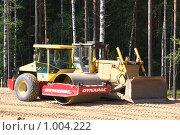 Строительная техника, фото № 1004222, снято 26 июля 2009 г. (c) Юрий Каркавцев / Фотобанк Лори