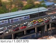 Миниатюрный Бангкок. Стоковое фото, фотограф Ипполитов Александр / Фотобанк Лори