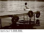 Купить «На причале», фото № 1008886, снято 26 июля 2009 г. (c) Кочеткова Галина / Фотобанк Лори