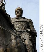 Купить «Фрагмент памятника князю Владимиру во Владимире», фото № 1014738, снято 28 мая 2008 г. (c) Виктор Сагайдашин / Фотобанк Лори