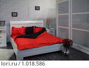 Купить «Спальня», фото № 1018586, снято 28 ноября 2008 г. (c) Losevsky Pavel / Фотобанк Лори