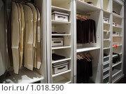 Купить «Гардеробная», фото № 1018590, снято 28 ноября 2008 г. (c) Losevsky Pavel / Фотобанк Лори