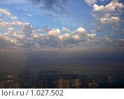 Байкал после шторма. Стоковое фото, фотограф Ипполитов Александр / Фотобанк Лори