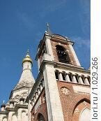 Купить «Преображенская церковь XVI века», фото № 1029266, снято 28 июня 2009 г. (c) Александр Бурмистров / Фотобанк Лори