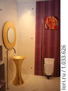 Купить «Роскошный интерьер ванной комнаты», фото № 1033626, снято 31 марта 2009 г. (c) Журавлева Виктория / Фотобанк Лори