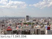 Токио (2008 год). Стоковое фото, фотограф Сергей Бахадиров / Фотобанк Лори
