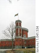 Купить «Городской пейзаж (Стокгольм, Швеция)», фото № 1041534, снято 16 марта 2009 г. (c) Александр Секретарев / Фотобанк Лори