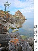 Озеро Байкал, остров Ольхон, фото № 1042462, снято 23 июля 2009 г. (c) Александр Тараканов / Фотобанк Лори