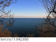 Морской пейзаж. Стоковое фото, фотограф Natalisha / Фотобанк Лори