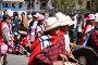Праздник на центральной площади ( Plaza de Armas) в городе Куско ( Cusco ), фото № 1042746, снято 14 июня 2009 г. (c) Кирилл Трифонов / Фотобанк Лори