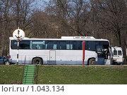 Купить «Автобус», фото № 1043134, снято 1 мая 2009 г. (c) Egorius / Фотобанк Лори