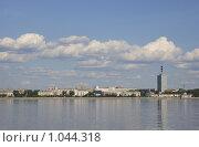 Купить «Архангельск, вид на город», эксклюзивное фото № 1044318, снято 25 июня 2009 г. (c) Наталия Шевченко / Фотобанк Лори