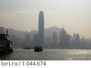 Гонконг (2008 год). Стоковое фото, фотограф Всеволод Майский / Фотобанк Лори