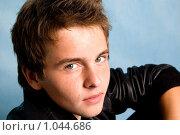 Купить «Портрет мужчины», фото № 1044686, снято 4 августа 2009 г. (c) Машбиц Любовь Викторовна / Фотобанк Лори