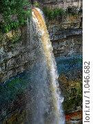 Купить «Валасте- величайший водопад Эстонии», фото № 1046682, снято 19 августа 2009 г. (c) Aleksander Kaasik / Фотобанк Лори
