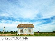 Магазин-сельпо в маленькой российской деревне. Стоковое фото, фотограф Дмитрий Яковлев / Фотобанк Лори