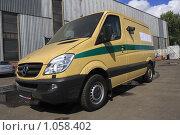Купить «Бронированный автомобиль», эксклюзивное фото № 1058402, снято 27 июля 2009 г. (c) Дмитрий Неумоин / Фотобанк Лори