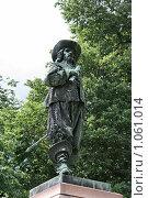 Купить «Городской пейзаж. Скульптура. (г. Турку. Финляндия)», фото № 1061014, снято 2 августа 2009 г. (c) Александр Секретарев / Фотобанк Лори