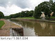 Купить «Городской пейзаж (г. Турку. Финляндия)», фото № 1061034, снято 2 августа 2009 г. (c) Александр Секретарев / Фотобанк Лори