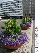 Купить «Городской пейзаж (г. Турку. Финляндия)», фото № 1061054, снято 2 августа 2009 г. (c) Александр Секретарев / Фотобанк Лори